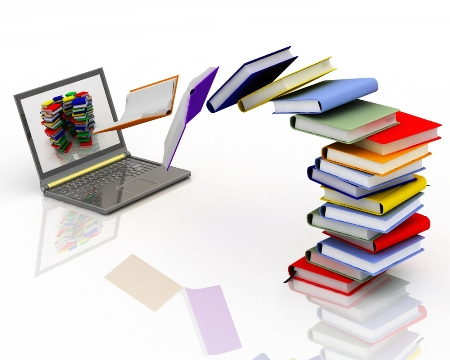 organize when studying online