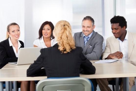 overcome panel interview