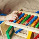 Strategy to teach children to subtract