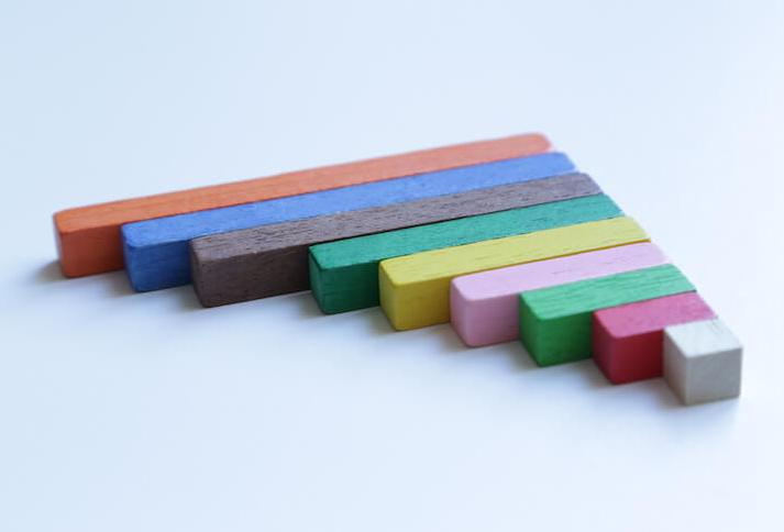 activities with cuisenaire