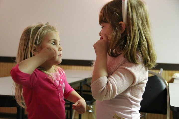 language initiation in deaf children